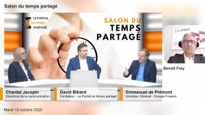 Salon du temps partagé - blog Essentiel Gestion